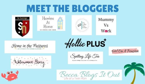 Meet the bloggers - Group 3