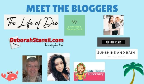 Meet the bloggers - Group 5