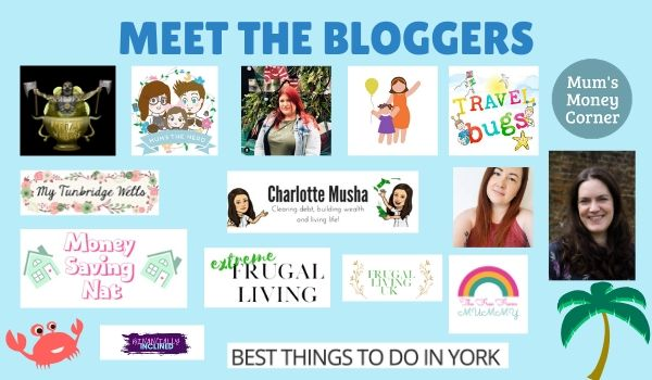 Meet the bloggers - Group 7