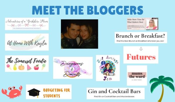 Meet the bloggers - Group 8
