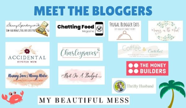 Meet the bloggers - Group 9
