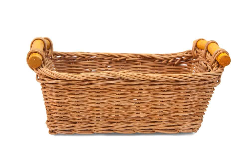Wicker - wicker basket