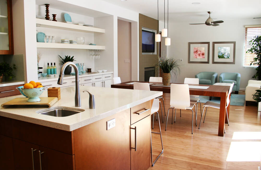 How To Add Value To Your Home Before You Sell - the kitchen