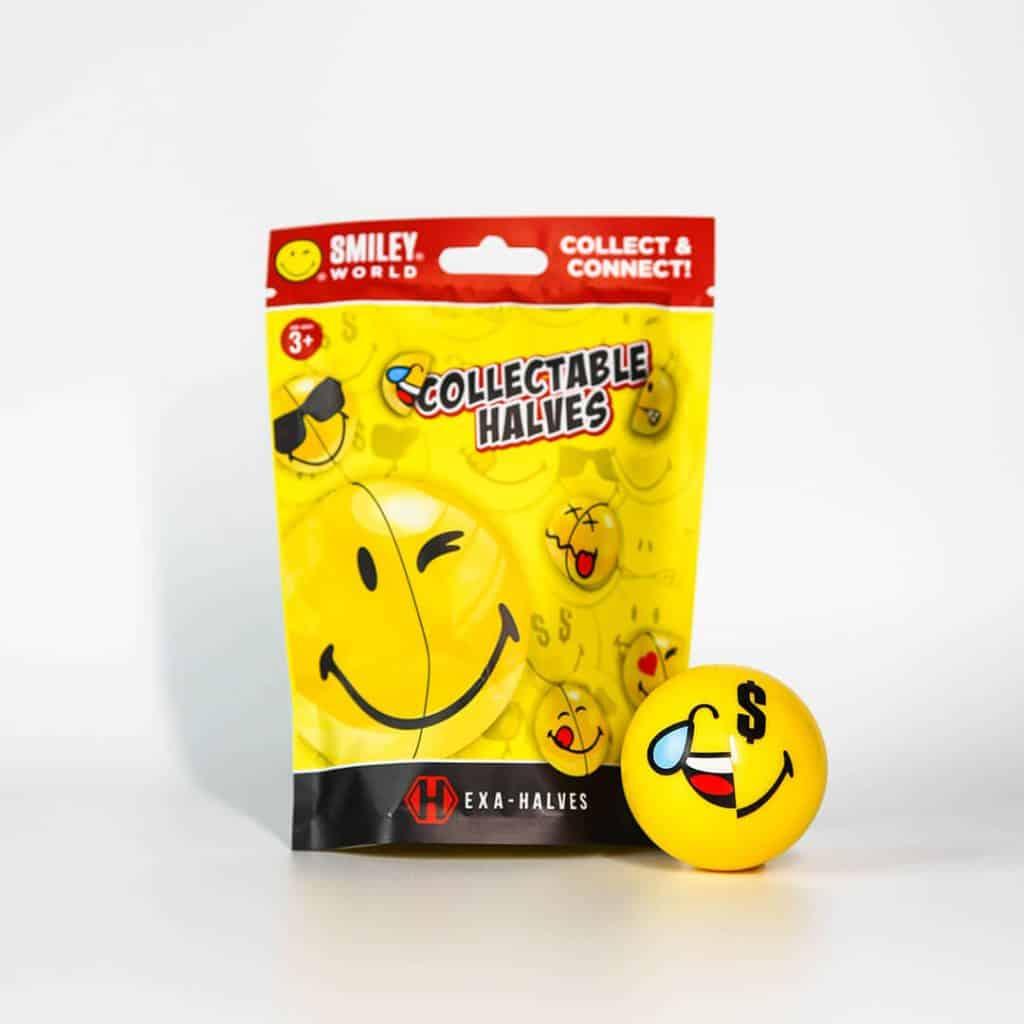 2 x SMILEY Blind Bag from HEXA-PLEX