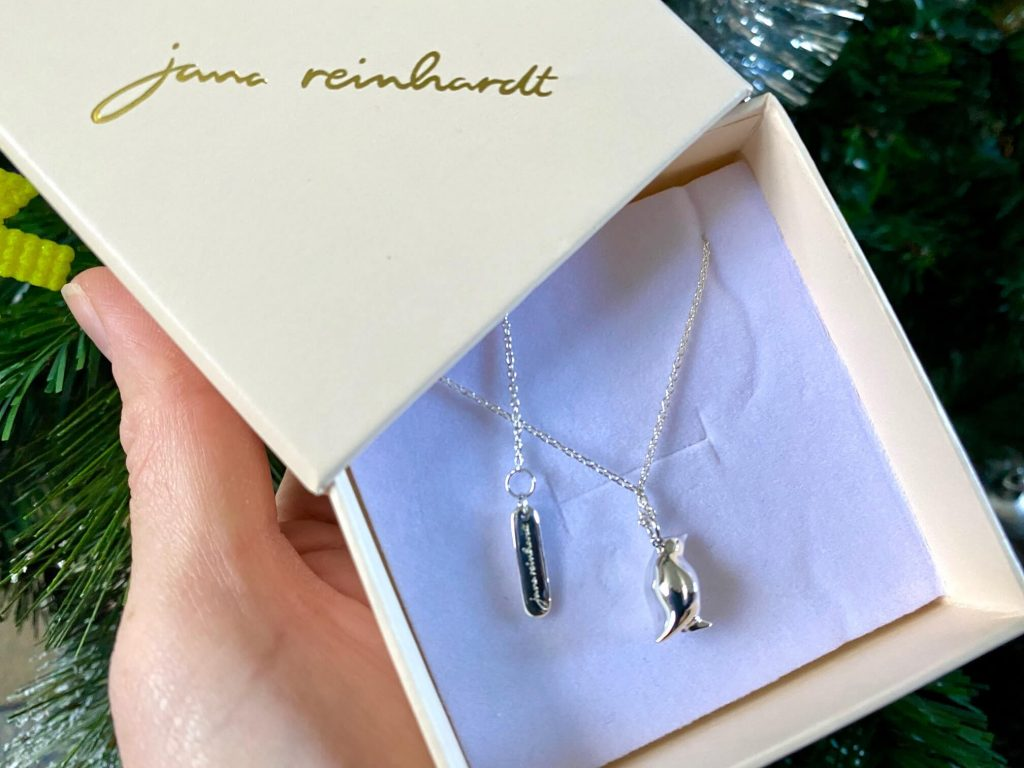 The Perfect Gift For Her - A Jana Reinhardt Pendant