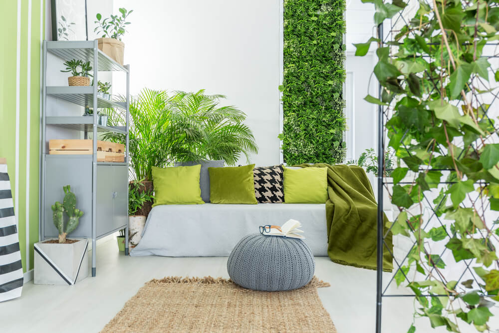 How To Bring Your Garden Into Your Home